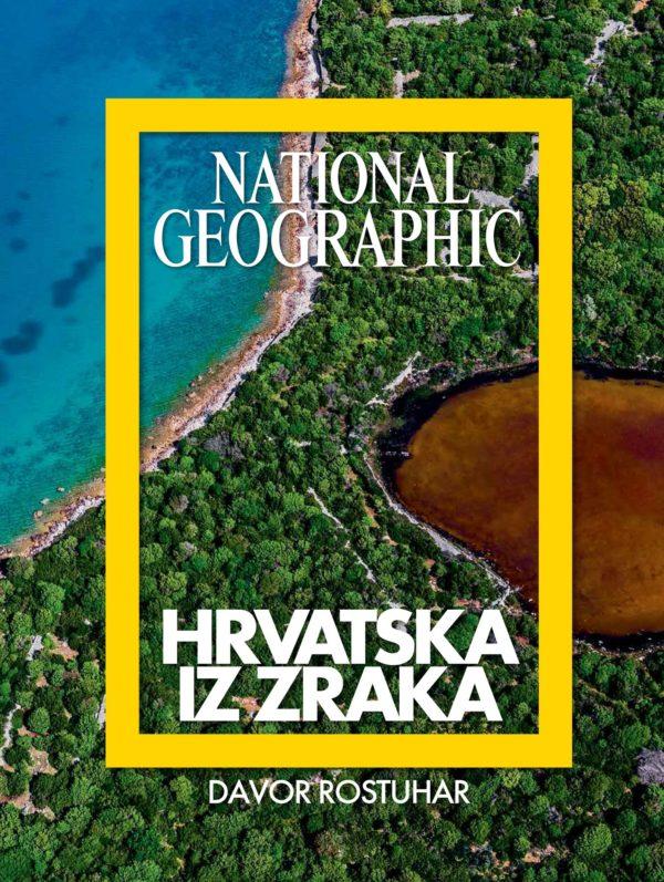 Hrvatska iz zraka Davor Rostuhar fotomonografija