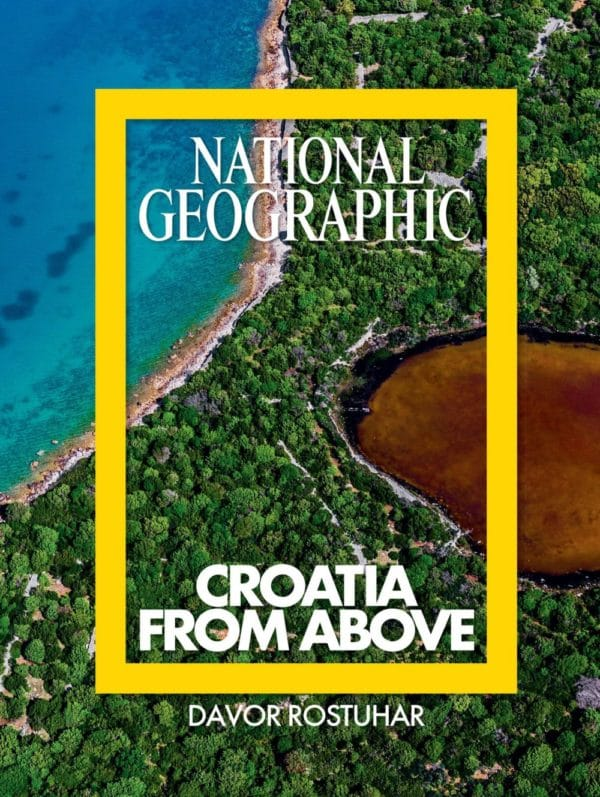 Croatia from above Davor Rostuhar photography National Geographic