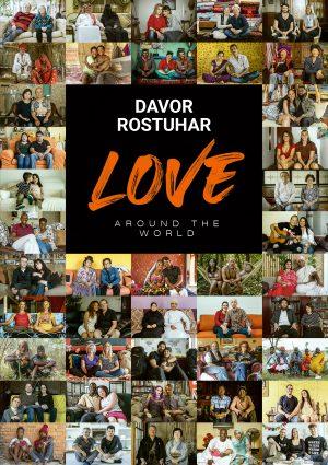 Ljubav oko svijeta knjiga